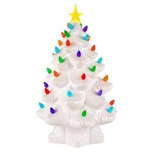 Mr. Christmas Large Ceramic Light Up Tree